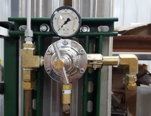 Using Formula-8 and LOX-8 to Seal High-Pressure Systems