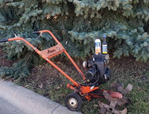 Making Yard and Garden Upkeep Easier with Tufoil and HinderRUST