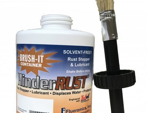 HinderRUST Application Now Easier than Ever!