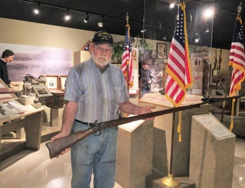 Preserving Firearms in a Museum Collection