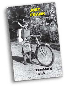 Just Frank by Frank Reick
