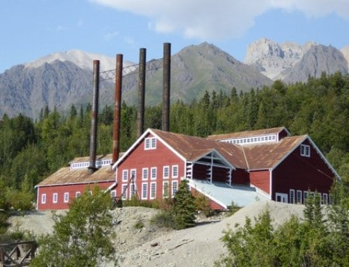 Kennecott Mining Camp Preservation: Stopping Rust with HinderRUST